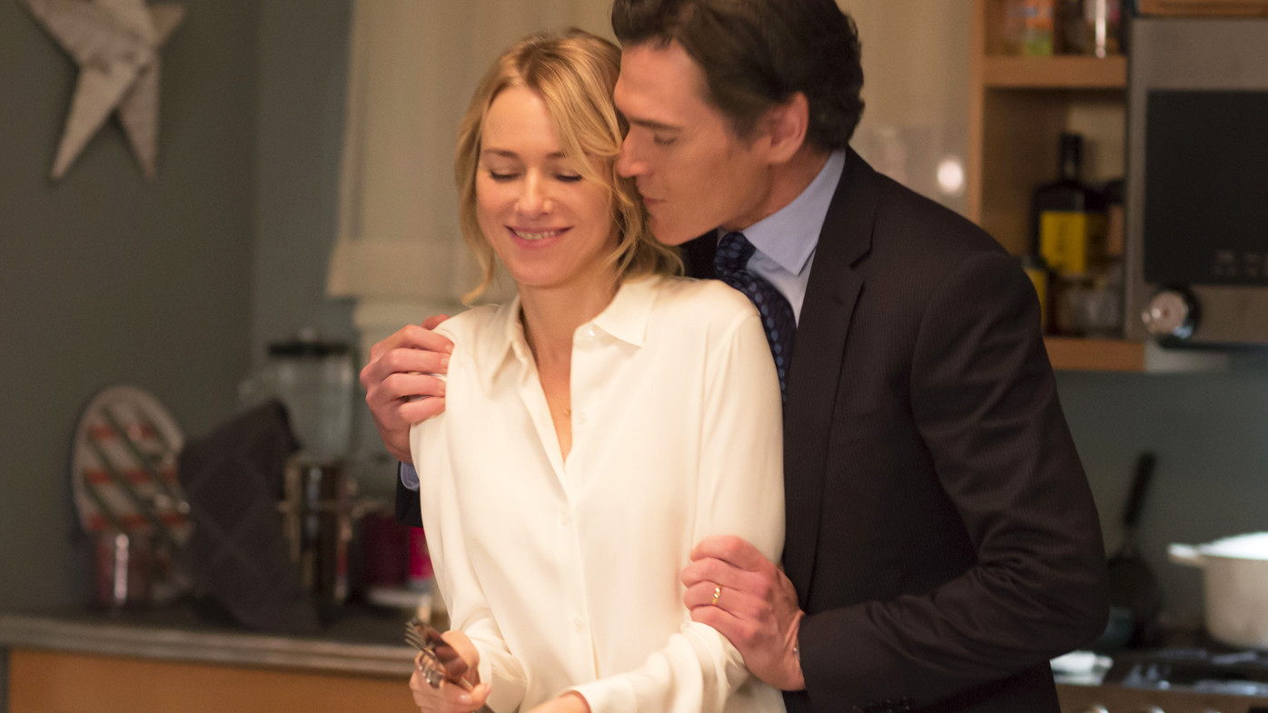 Naomi Watts & Billy Crudup Are Dating