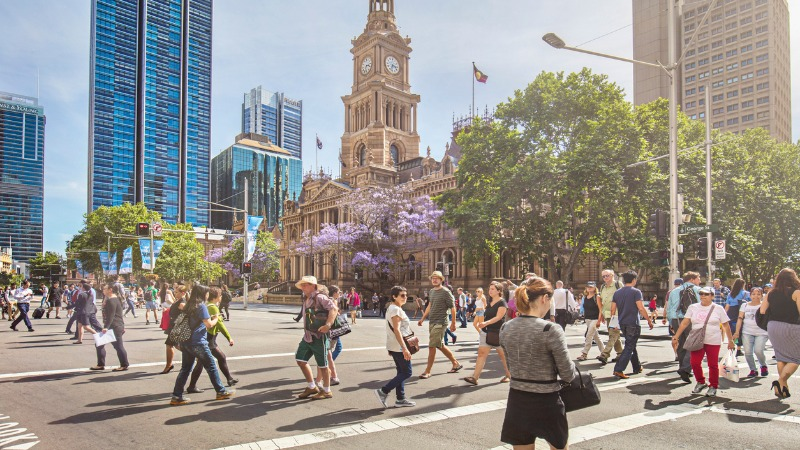 Days of spring-like weather on the way for Sydney