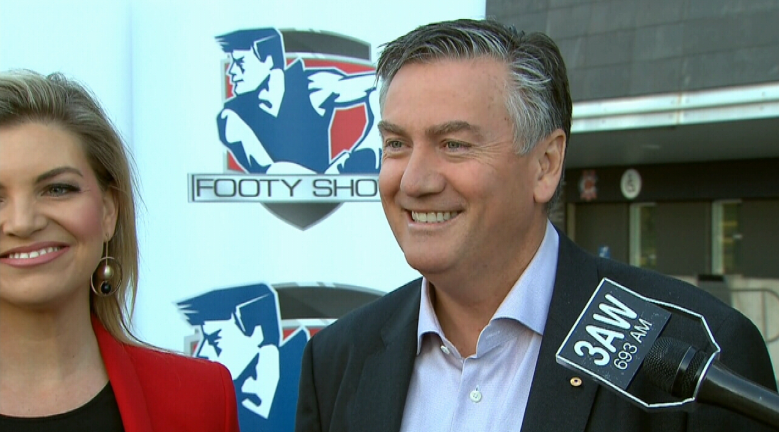Eddie McGuire set to return to The AFL Footy Show