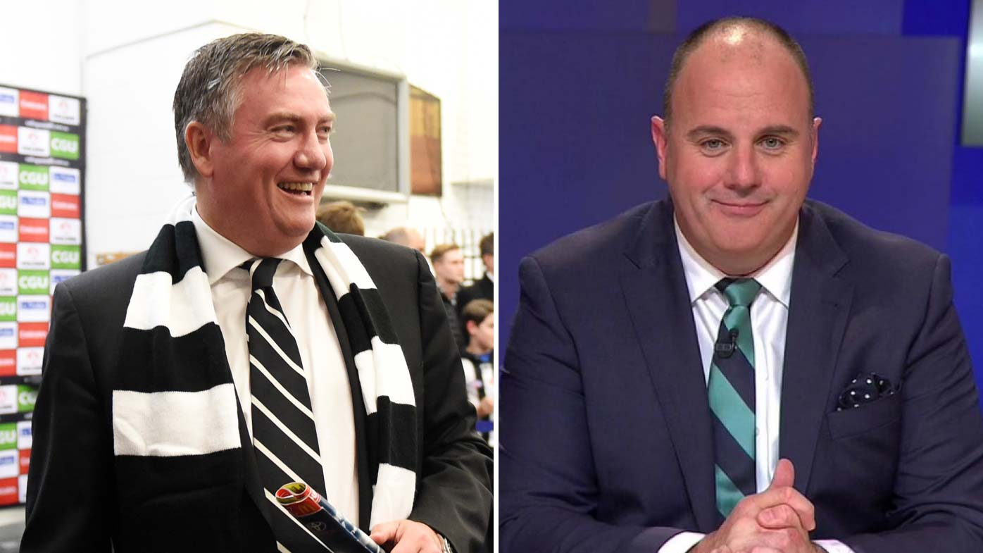 McGuire to replace Craig Hutchison in AFL Footy Show shake-up