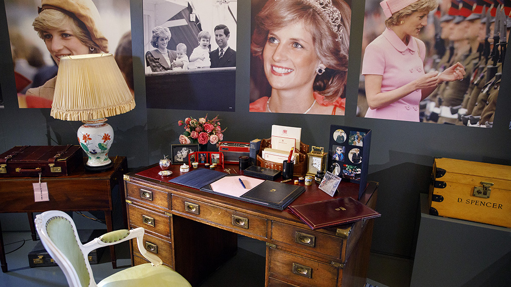 Royal Gifts Exhibition: A peek inside the lives of the Royal Family