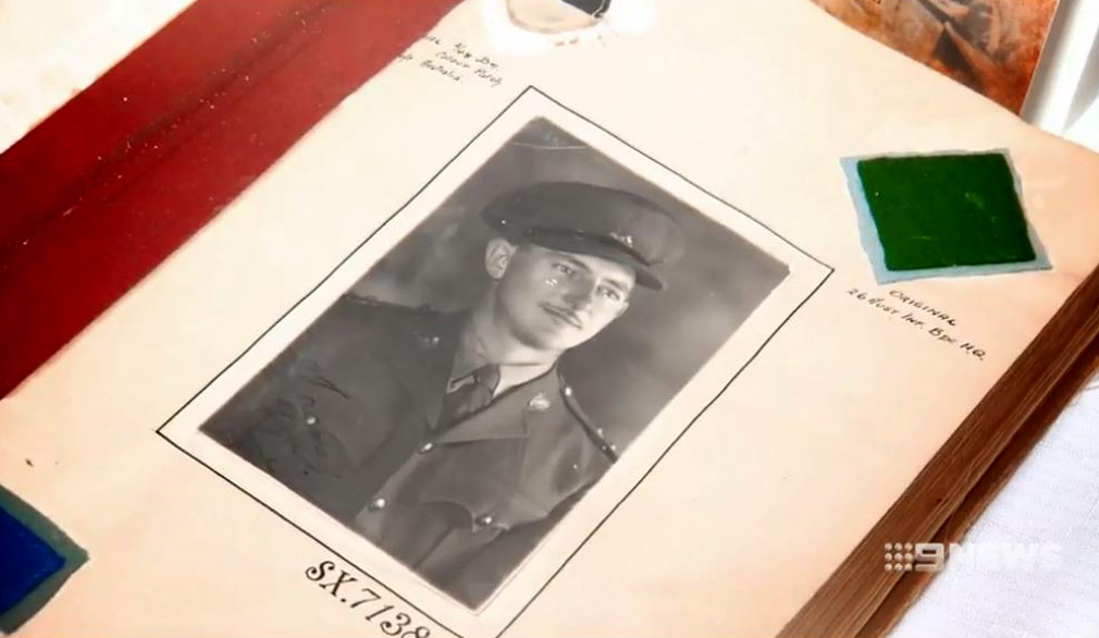 Never-before-seen diary of Rats of Tobruk digger reveals in new book