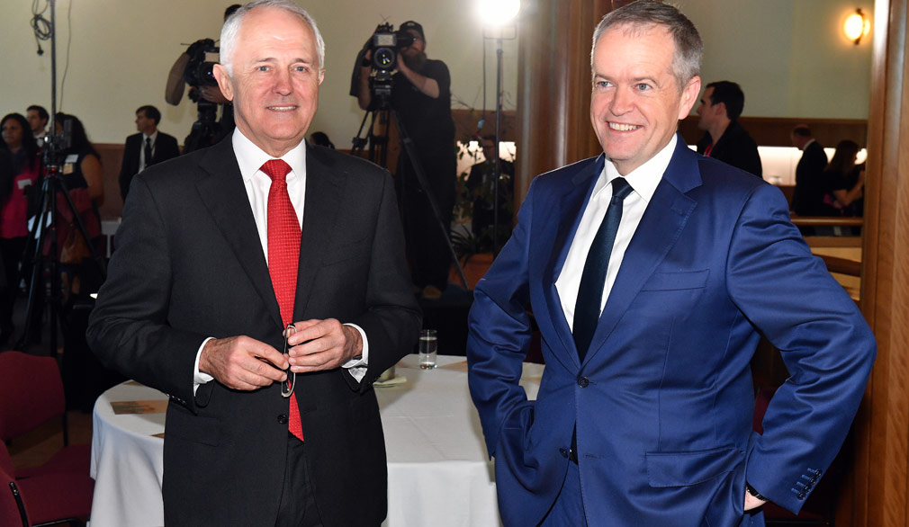 Major parties get a boost in latest Newspoll