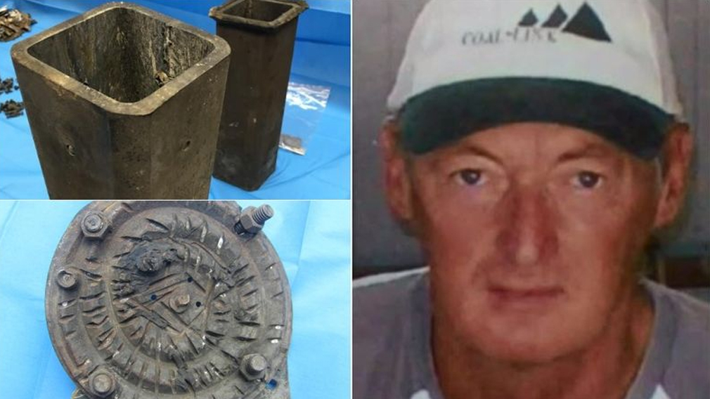 'Remote bomb' killed New South Wales man John Burrows