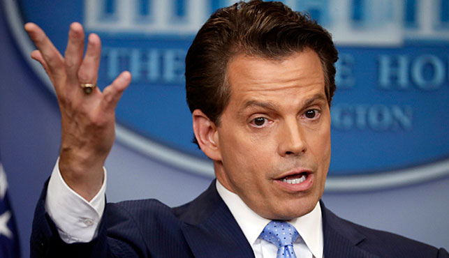 Anthony Scaramucci wants FBI to investigate Reince Priebus
