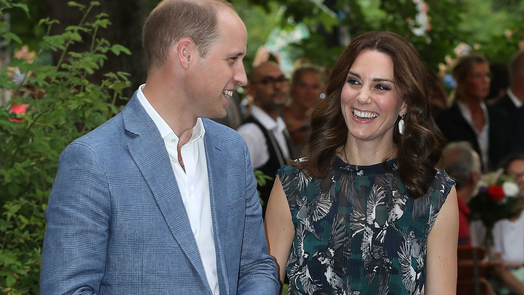 Prince William quits his day job