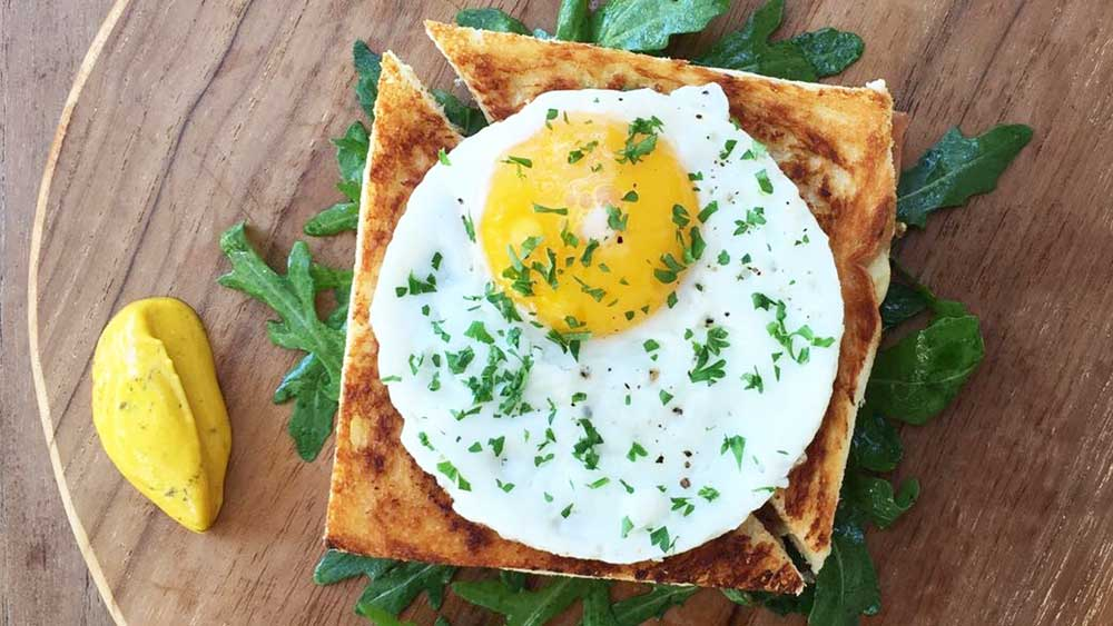 """Recipe:<a href=""""http://kitchen.nine.com.au/2017/07/24/11/30/mrs-sippys-croque-madame"""" target=""""_top"""">Mrs Sippy's croque madame</a>"""