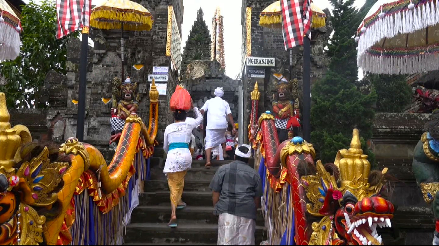 Bali also offers a rich cultural backdrop.