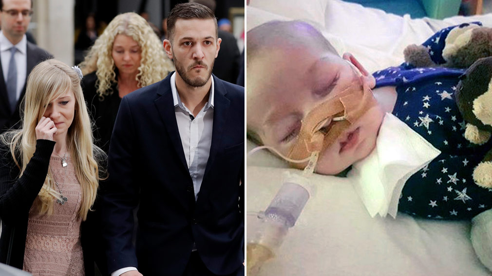 Parents of terminally ill British baby say 'time has run out'