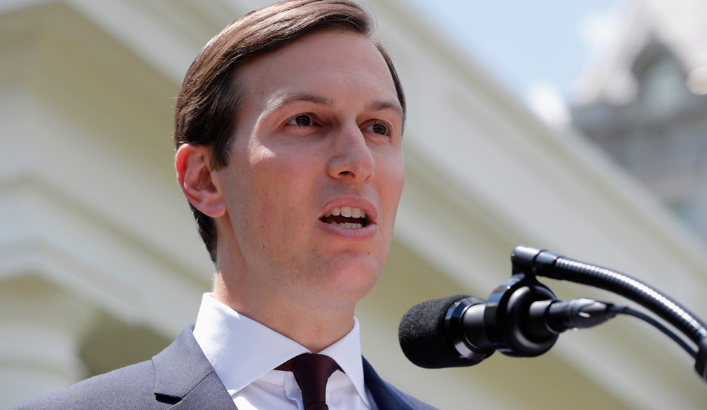 Trump's son-in-law admits to four meetings with Russia