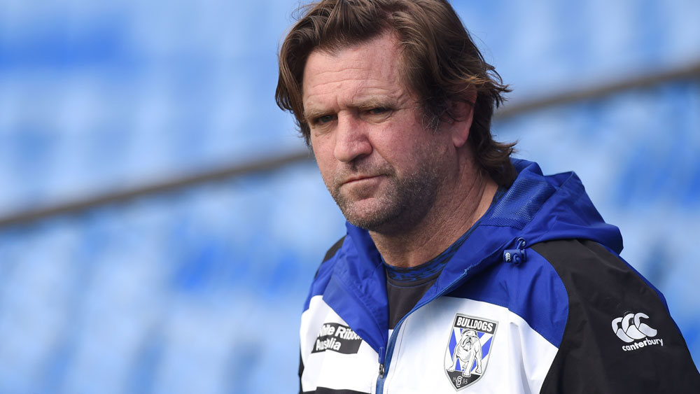 Canterbury coach Des Hasler to front Bulldogs board over team's poor form