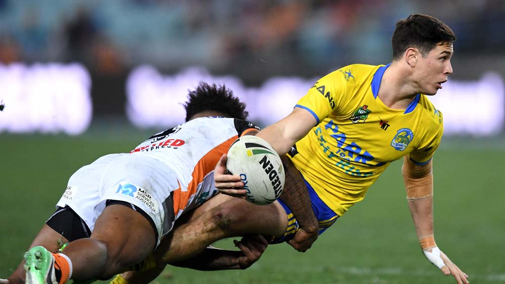 Mitchell Moses for the Eels