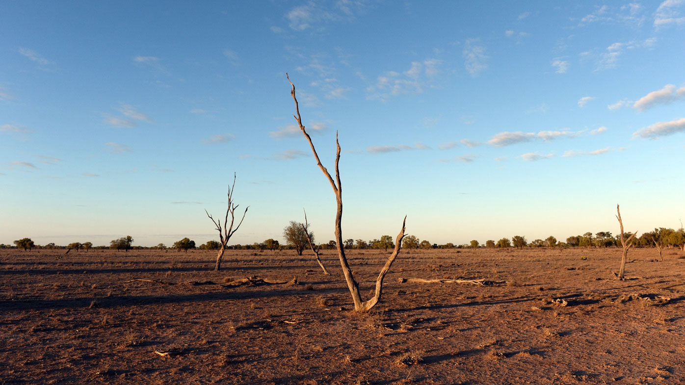 Drought events are likely to become more frequent in Australia. (AAP)