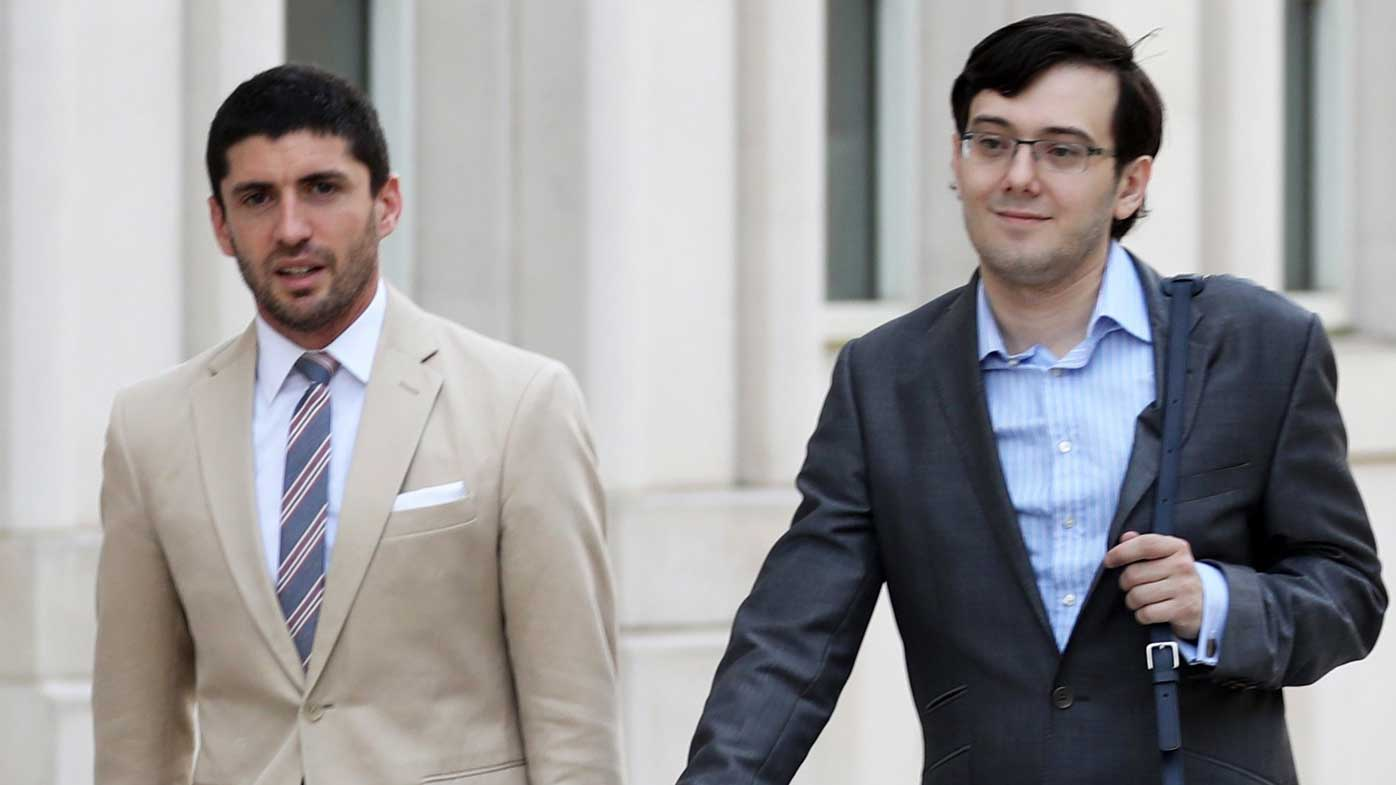 'Pharma bro' Shkreli says he will not testify in securities fraud trial