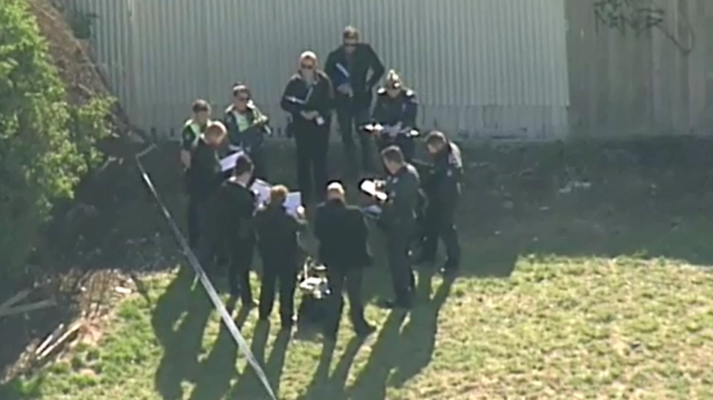 Discovery of man's body in Melbourne being treated as suspicious