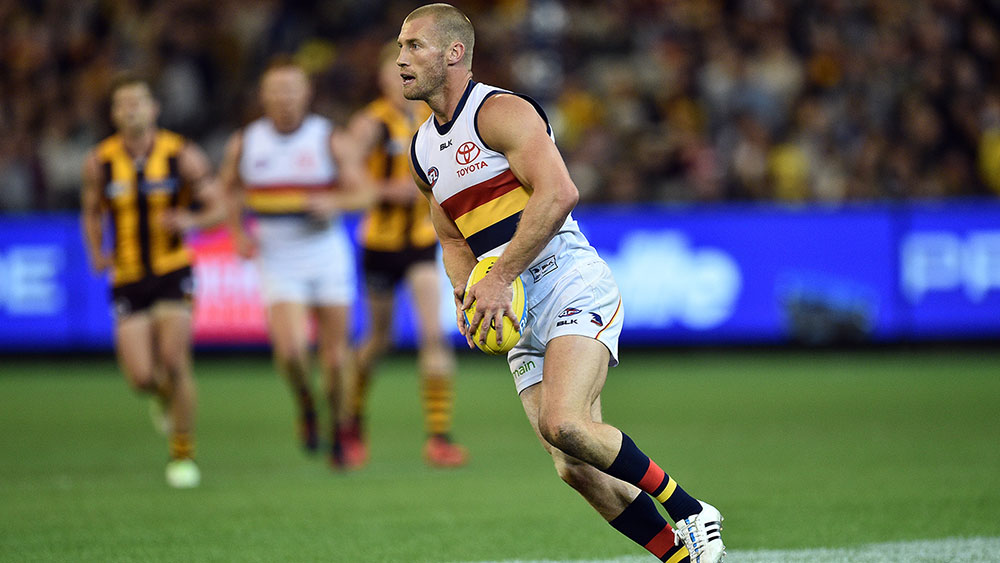 Adelaide Crows stalwart Scott Thompson to retire from AFL