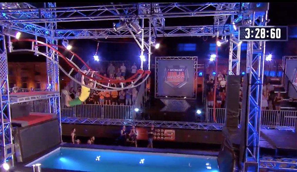 Confusion reigns as no winner of Ninja Warrior declared