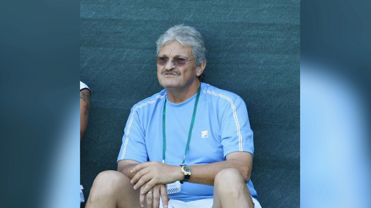"Nikolaos ""Nick"" Philippoussis. (9NEWS)"