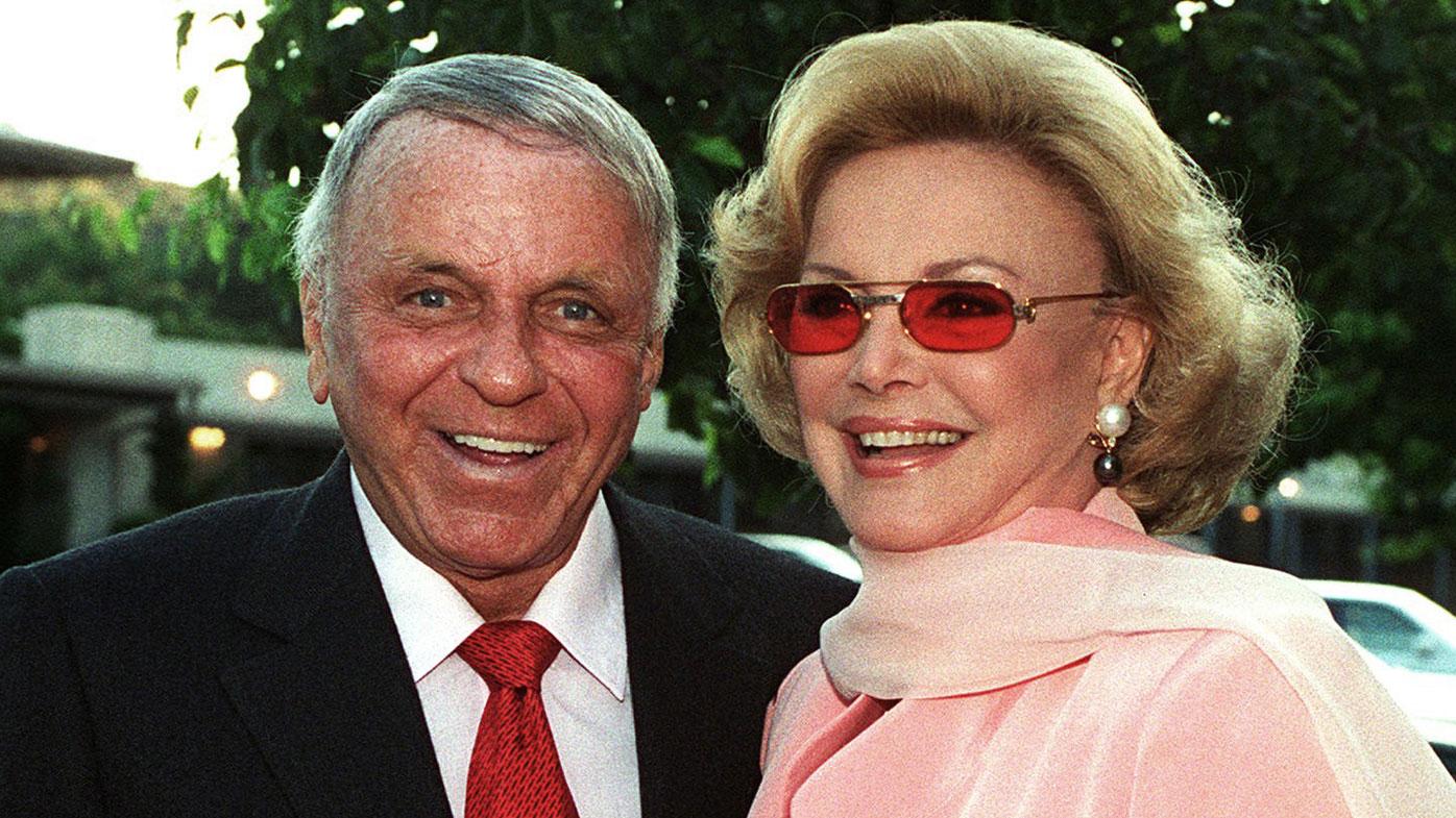 In 1996  Frank Sinatra and his wife Barbara renewed their wedding vows on their 20th wedding anniversary in Malibu, California (AP Photo/Mark J. Terrill,File).