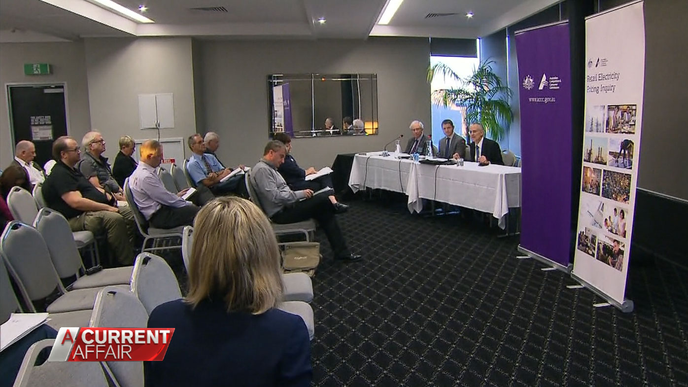 The ACCC is holding forums and investigating the price rise.