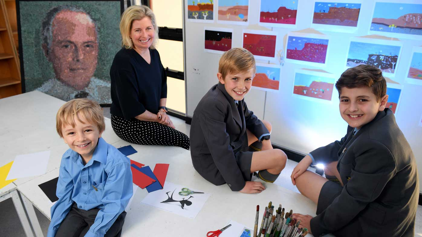 School students in mix for Archibald Prize