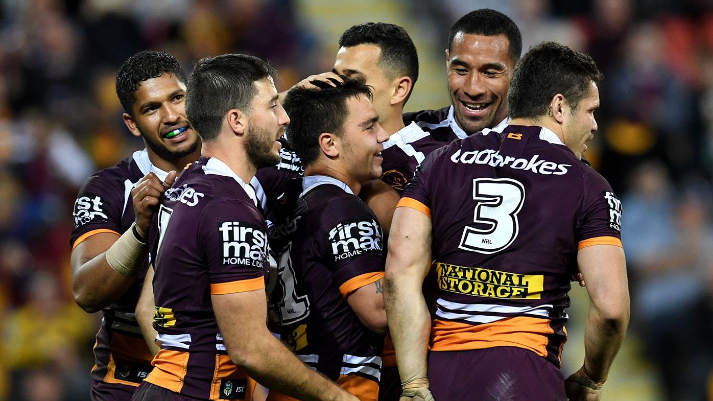 Andrew Johns reveals why Brisbane will end the Eels' winning streak