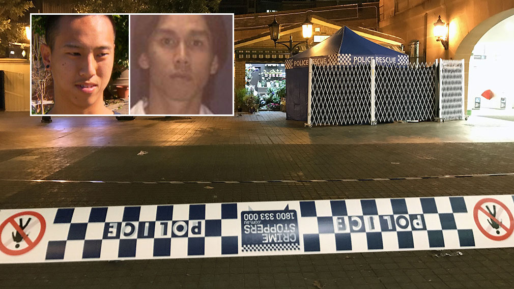 Scissor-wielding man shot by police was 'innocent young bloke'