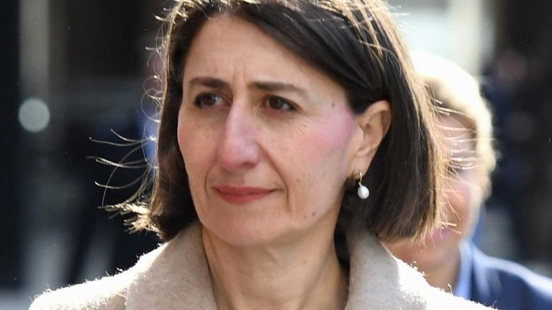 Premier Gladys Berijiklian has announced new laws to remove people from Crown land.