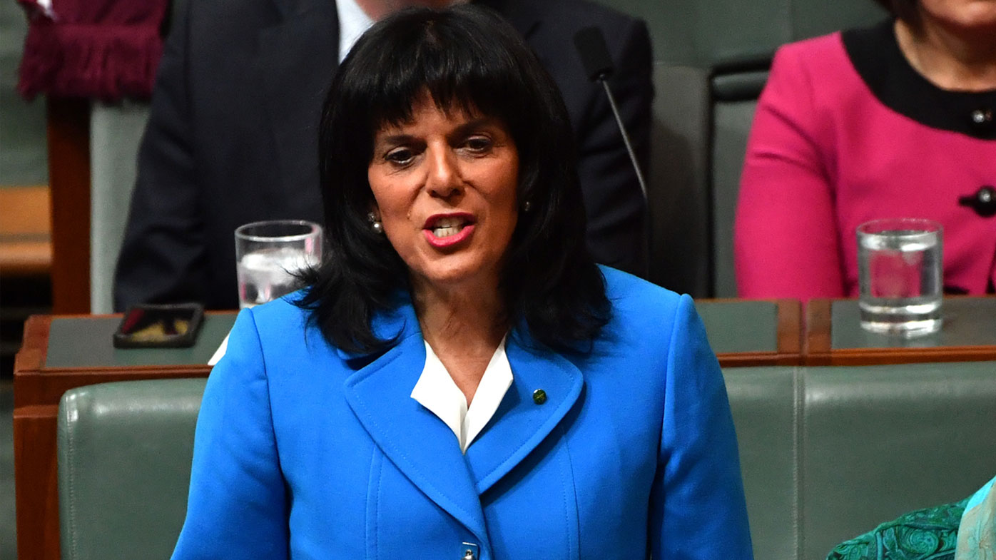 Questions raised over Liberal MP's Greek heritage, unclear if Julia Banks 'activated' citizenship