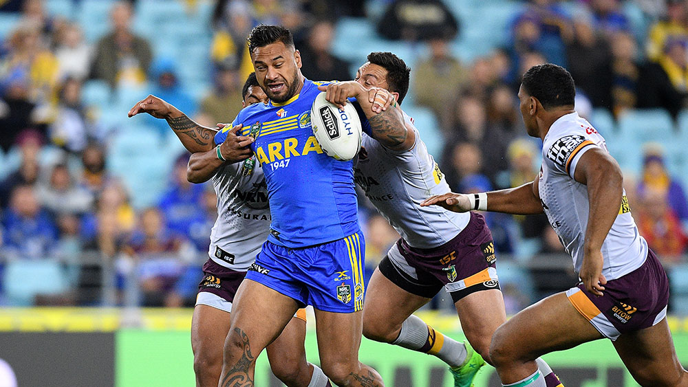 McCullough injured as Eels down Broncos