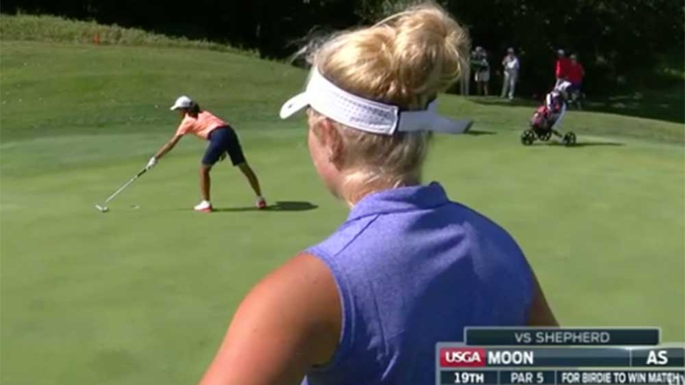 Center Grove junior reaches US Girls' Junior Championship after heartbreaking ruling