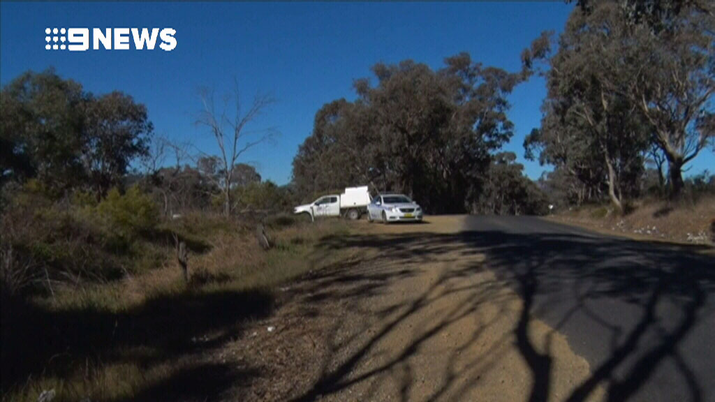 Police were searching for a 76-year-old man who has since been found dead. (9NEWS)