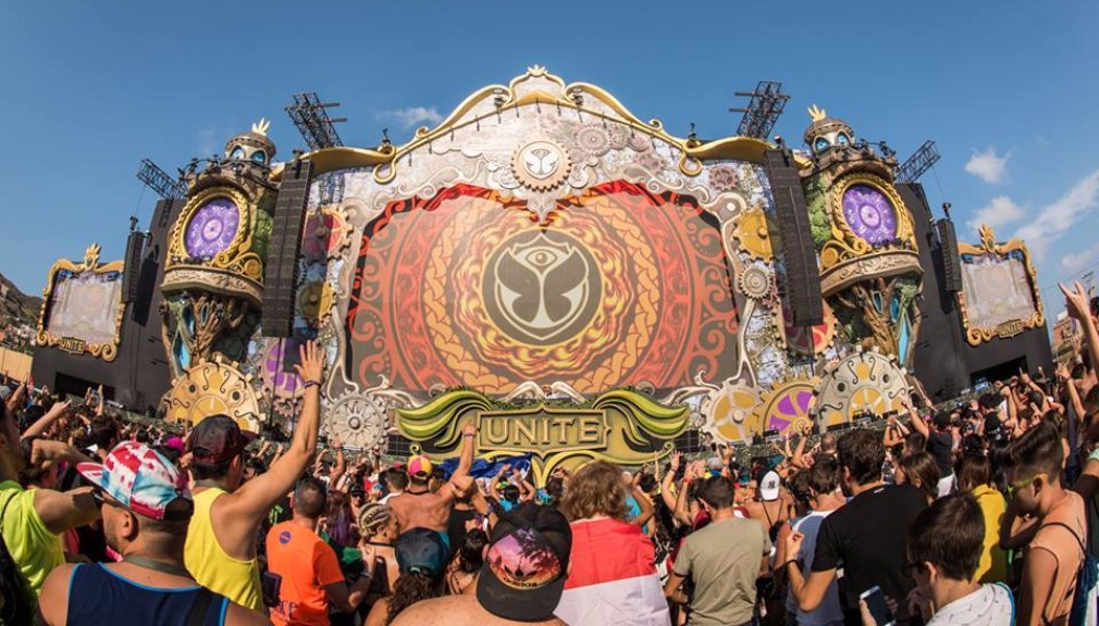 Tomorrowland is a popular electronic music festival held across Europe. (Tomorrowland Facebook)