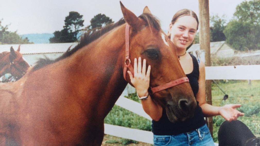 The 15-year-old loved horses, sport, art and music. (Supplied)
