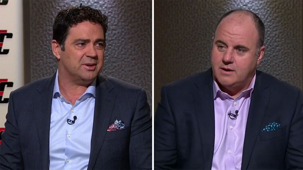 Garry Lyon says don't downgrade the Brownlow medal over Patrick Dangerfield incident