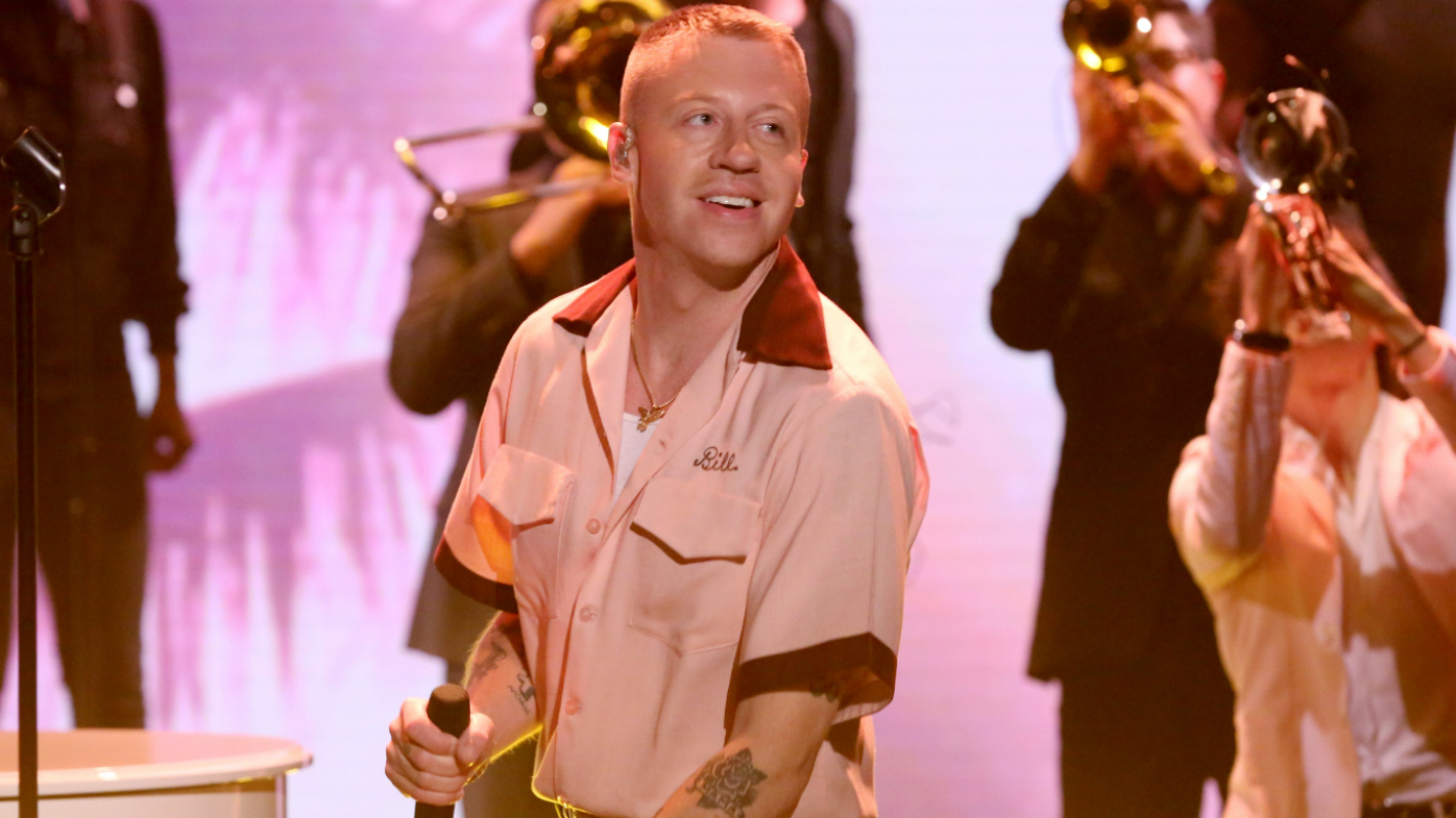 Macklemore Uninjured After Scary Collision With An Alleged Drunk Driver!
