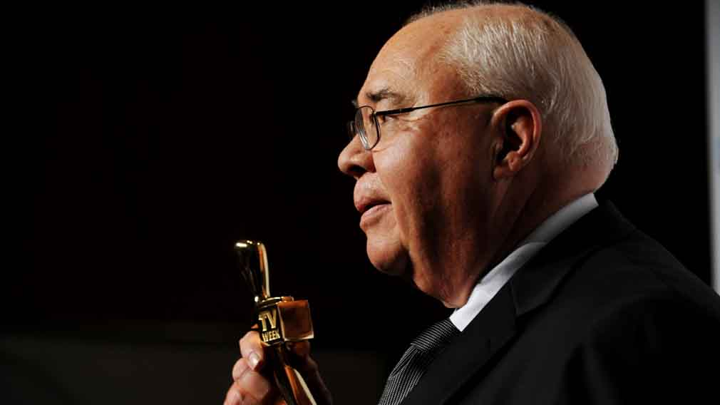 Oakes was inducted to the Logies Hall of Fame in 2011. (AAP)