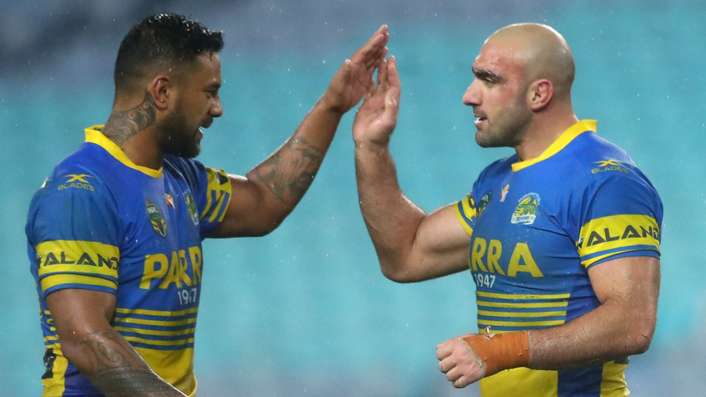 NRL: Phil Gould says Parramatta Eels are playing like a side destined for finals success