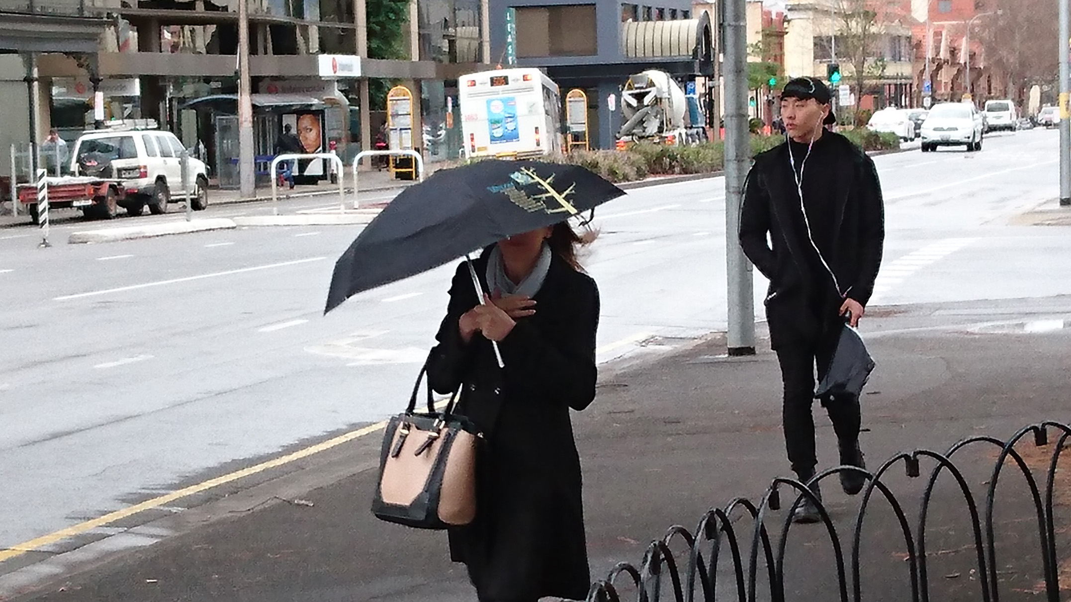 Residents in Adelaide are bracing for blustery conditions moving into the weekend. (Supplied)