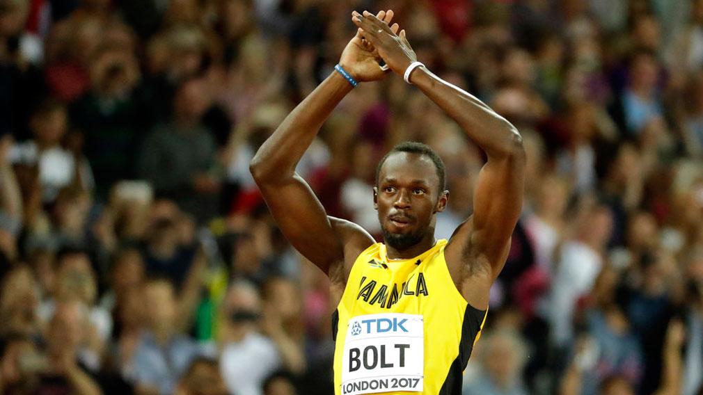 World's Fastest Man Usain Bolt saves best for last in world championship heat