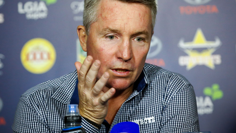 North Queensland Cowboys coach Paul Green slams referees after loss to Melbourne Storm