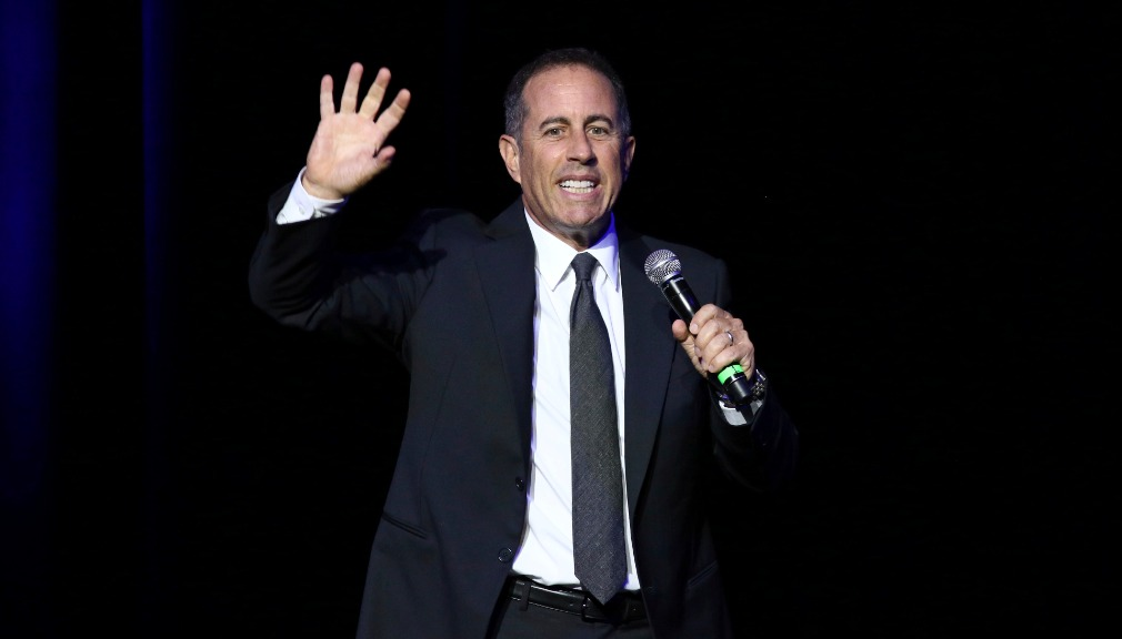 Jerry Seinfeld's voice remains his greatest weapon. (AAP)