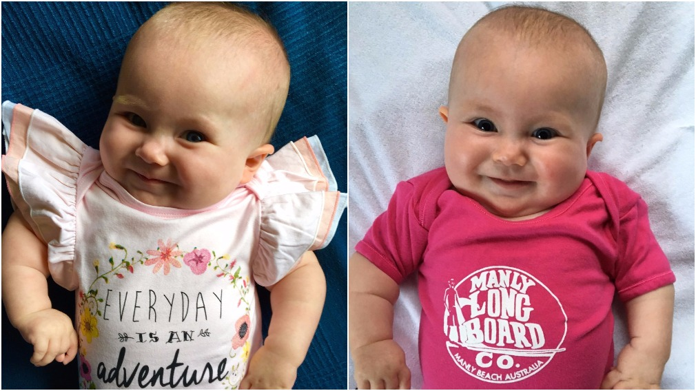 At just 13 months, Aviana is also battling SMA.