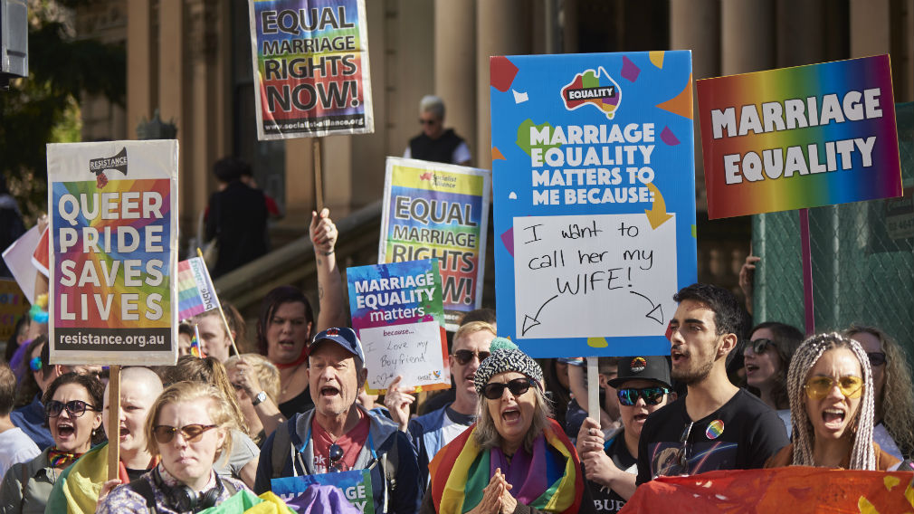 270,000 young Aussies could miss out on same-sex vote