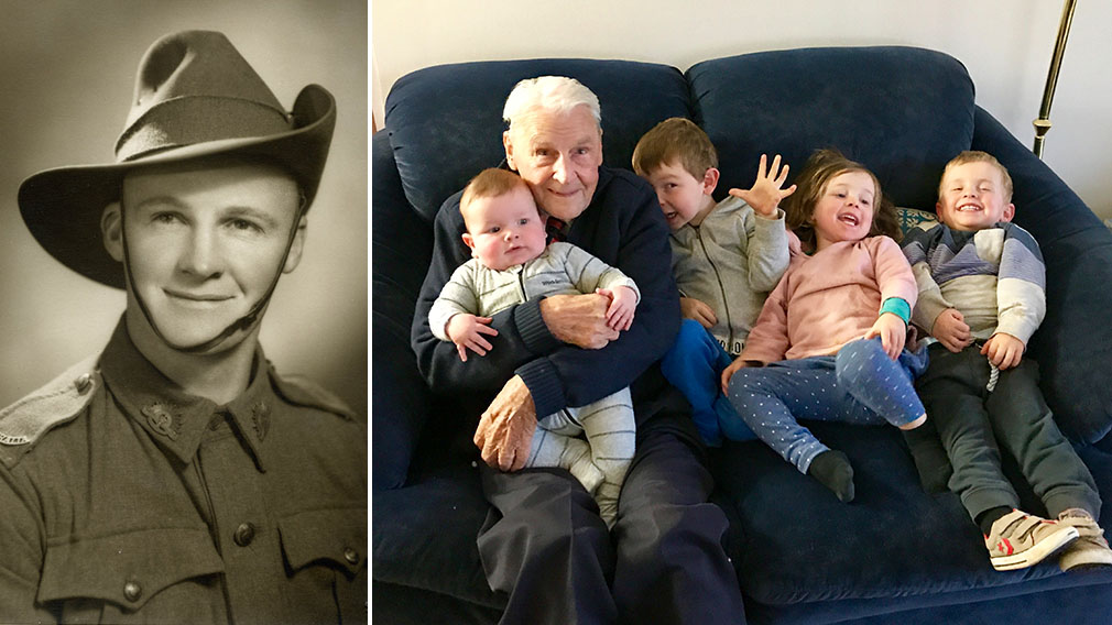 One of the last surviving Rats of Tobruk turns 100