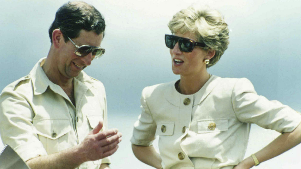 Princess Diana and Prince Charles. (File image)