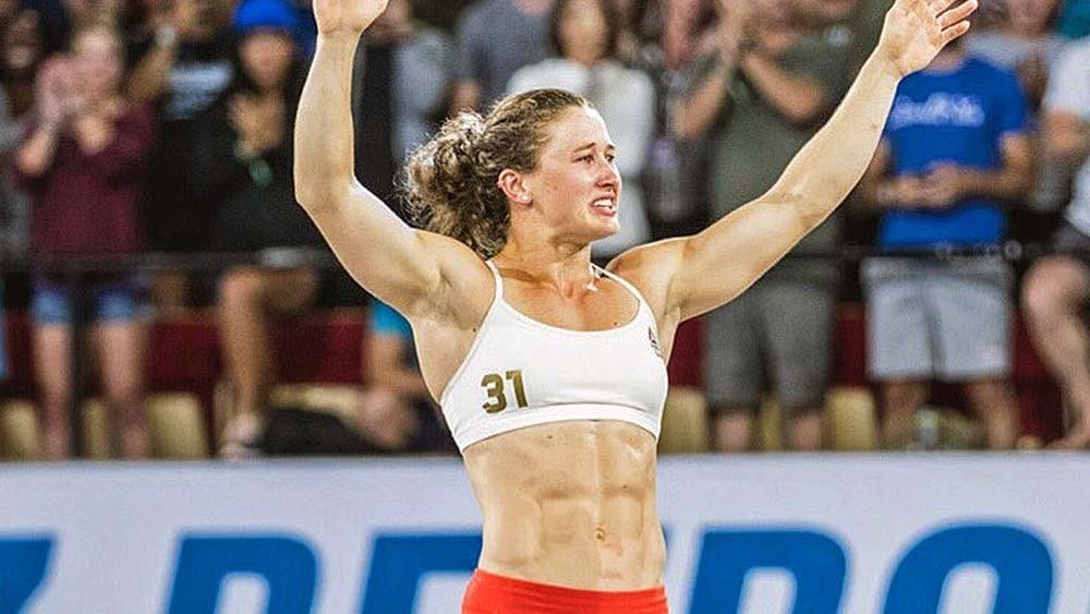 An Australian is the fittest woman on earth: Tia-Clair Toomey wins CrossFit championships