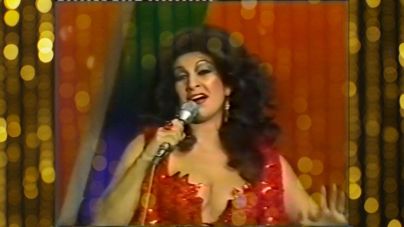 Maria Venuti has been a performer for decades.