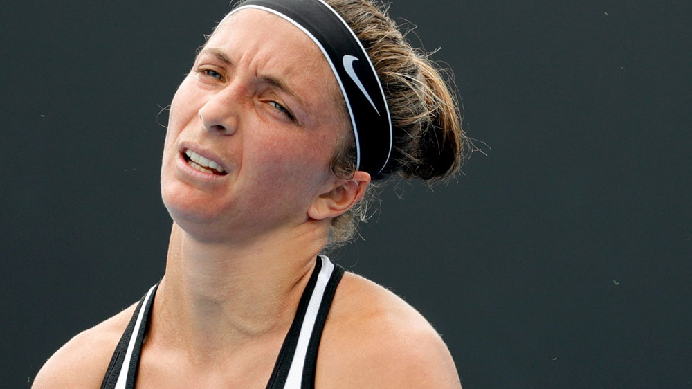 Italy's Sara Errani blames mum for two-month doping ban