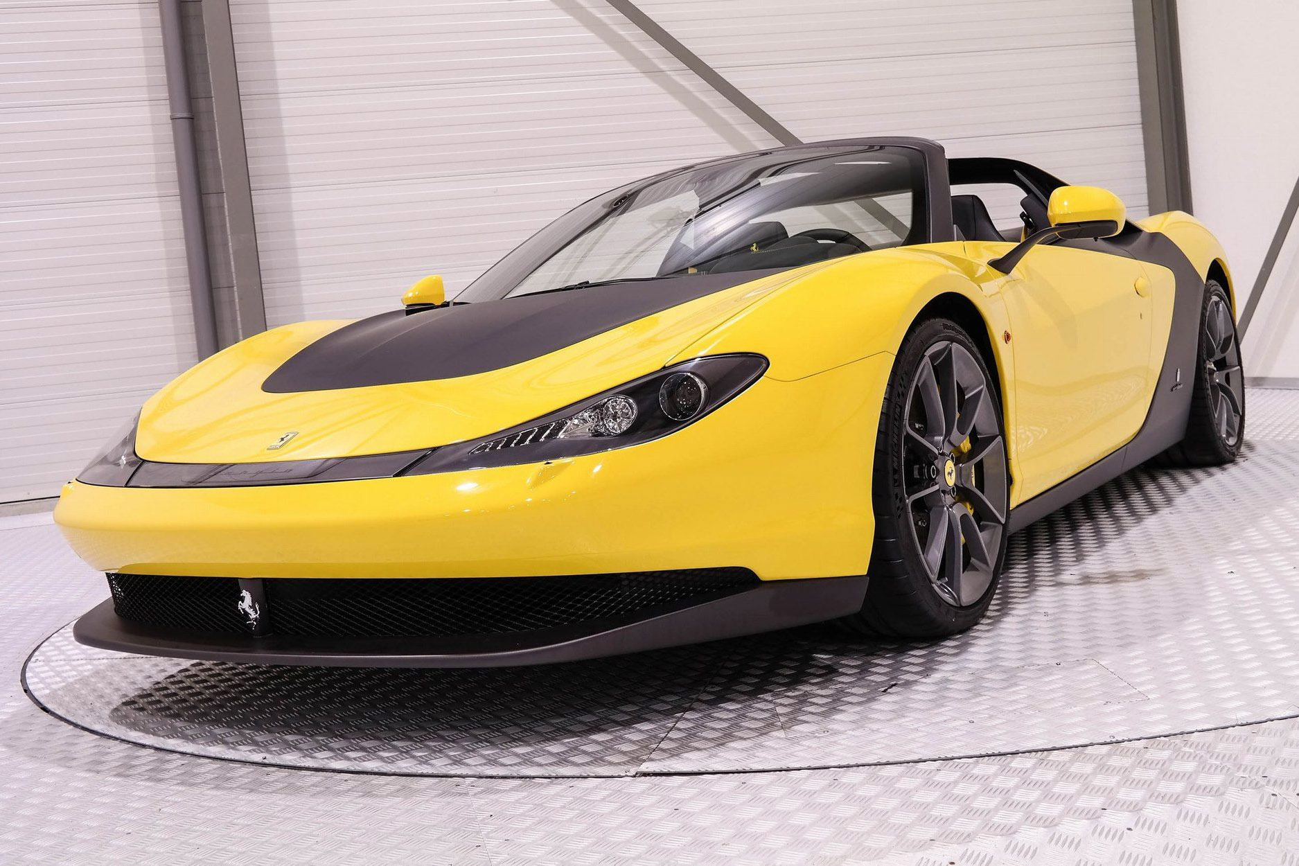 Ultra-rare Ferrari Sergio to fetch $6.4 million at auction